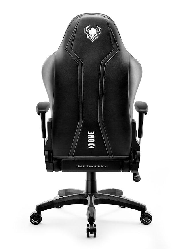 Herní židle Diablo X-One 2.0 King SIze: černé Diablochairs