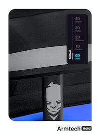 Fotel gamingowy Diablo X-Gamer 2.0 Normal Size: Cool water