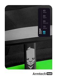 Gaming Stuhl Diablo X-Gamer 2.0 Normal Size: Grün