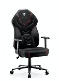 Gaming Stuhl Diablo X-Gamer 2.0 Normal Size: Schwarz