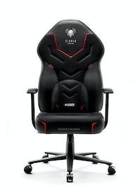 Gaming Stuhl Diablo X-Gamer 2.0 Normal Size: Schwarz