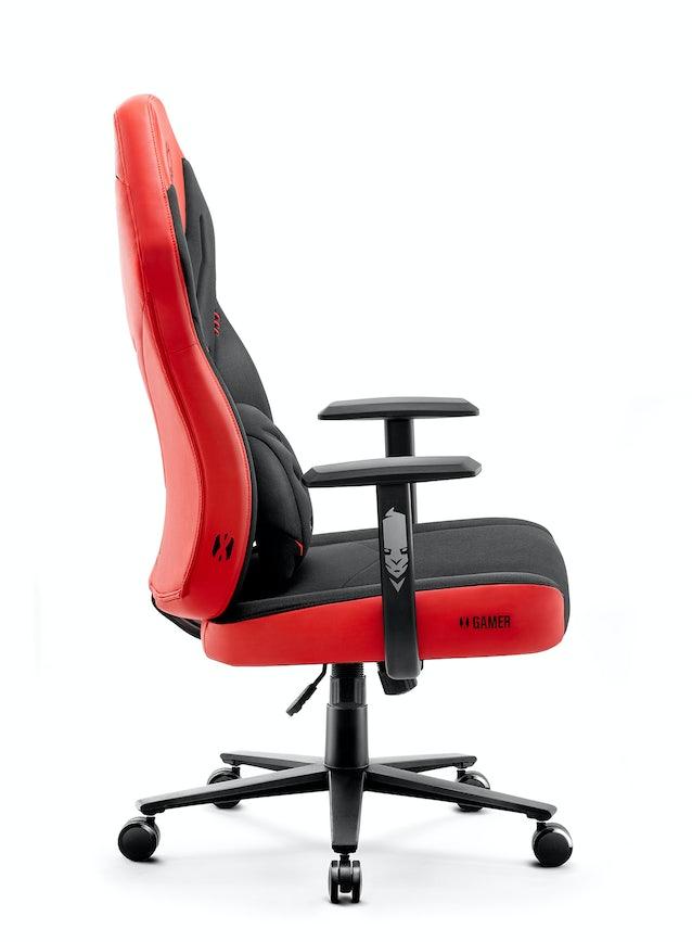 Diablo X-Gamer 2.0 Gamer szék Normal Size: fekete-piros Diablochairs