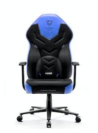 Herní žídle Diablo X-Gamer 2.0 Normal Size: černo-modrá Diablochairs