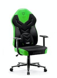 Fotel gamingowy Diablo X-Gamer 2.0 Normal Size: Green emerald