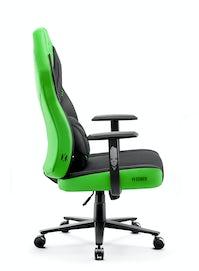 Herní židle Diablo X-Gamer 2.0 Normal Size: Černo-zelená Diablochairs