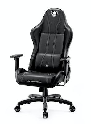 Gaming Stuhl Diablo X-One 2.0 King Size: Schwarz-Schwarz