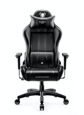 Herní židle Diablo X-One 2.0 Normal Size: černá Diablochairs