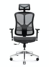 DIABLO V-BASIC ergonomikus irodai szék: fekete Diablochairs