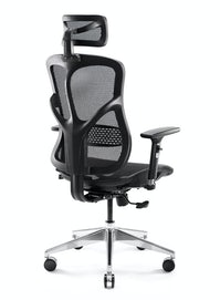 Ergonomischer Stuhl DIABLO V-BASIC: schwarz