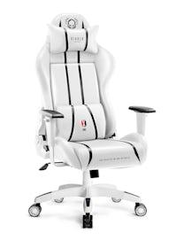 Herní židle Diablo X-One 2.0 King Size: bílo-černá Diablochairs