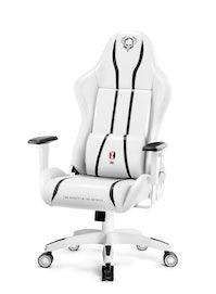 Herní židle Diablo X-One 2.0 Normal Size: bílo-černá Diablochairs