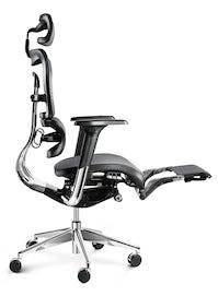 Scaun ergonomic DIABLO V-MASTER: negru-gri Diablochairs