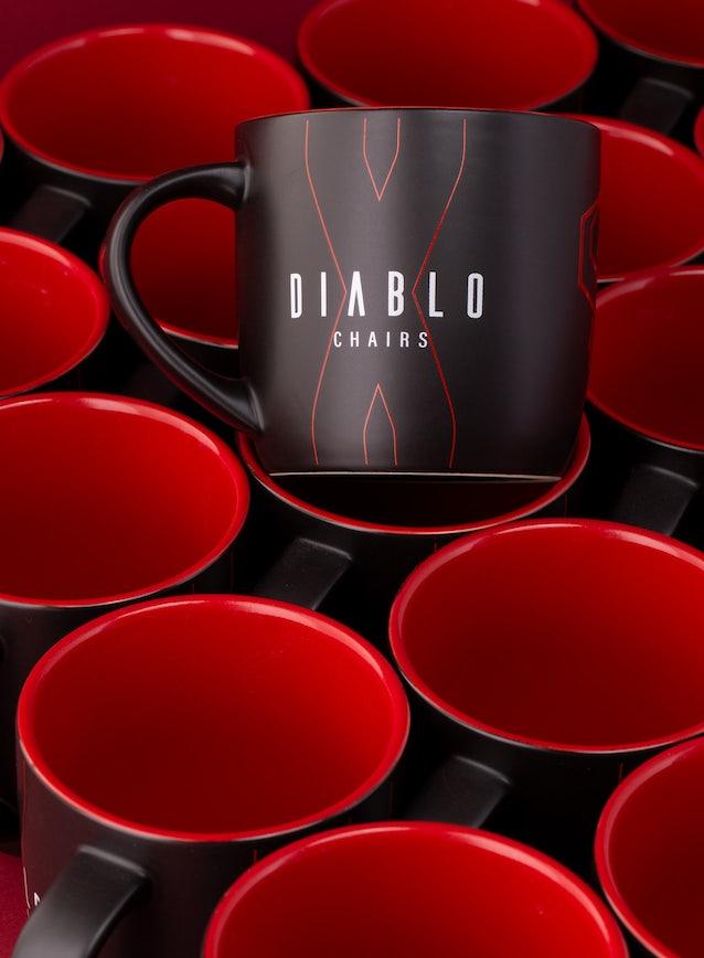 Hrnek Diablo Chairs