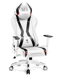 Herní židle Diablo X-Horn 2.0 King Size: Bílo-černá Diablochairs