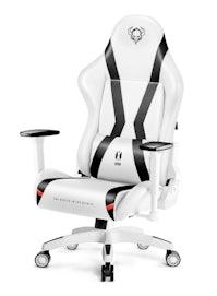 Gaming Stuhl Diablo X-Horn 2.0 King Size: Weiß