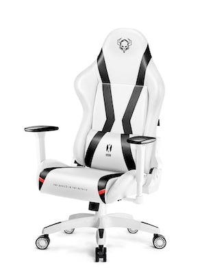 Gaming Stuhl Diablo X-Horn 2.0 Normal Size: Weiß