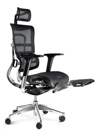 Fotel ergonomiczny DIABLO V-MASTER: czarny