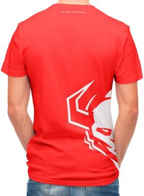 Koszulka Diablo Chairs: czerwona
