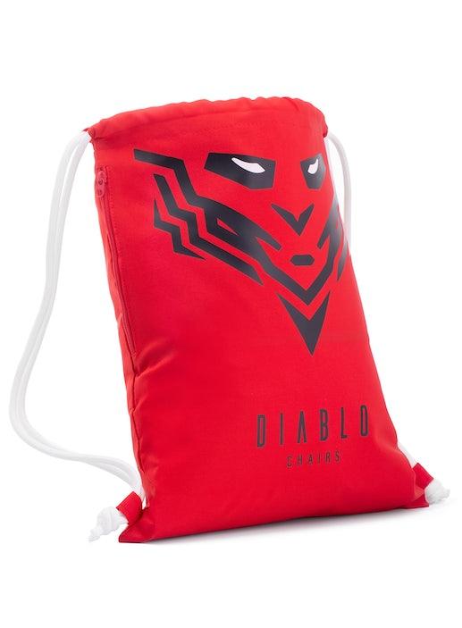 Rucksack Beutel Diablo Chairs: Rot