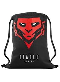 Rucksack Beutel Diablo Chairs: Schwarz