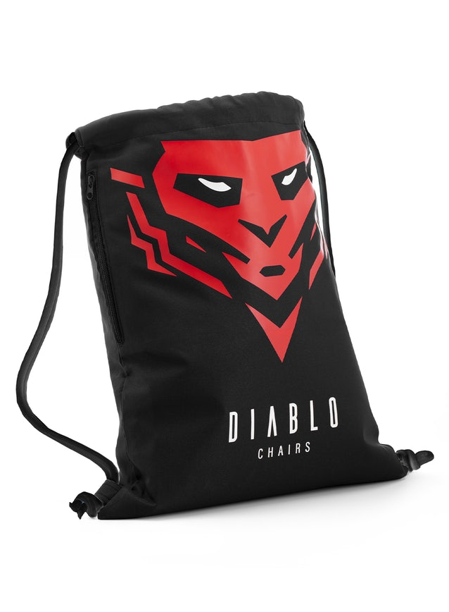 Worko-plecak Diablo Chairs: czarny