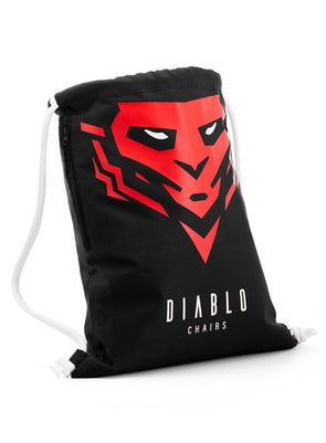 Pytel Diablo Chairs černý