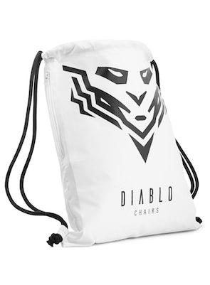 Worko-plecak Diablo Chairs: biały