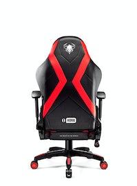 Dětská otočná židle Diablo X-Horn 2.0 Kids size: černo-červená Diablochairs