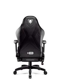 Dětská otočná židle Diablo X-Horn 2.0: Kids size černá Diablochairs