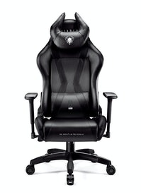 Fotel gamingowy Diablo X-Horn 2.0 Normal Size: Czarny