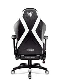 Fotel gamingowy Diablo X-Horn 2.0 Normal Size: Czarno-biały