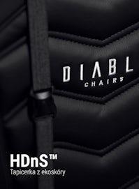 X-Ray gamer szék Normal Size: Fekete-szürke Diablochairs
