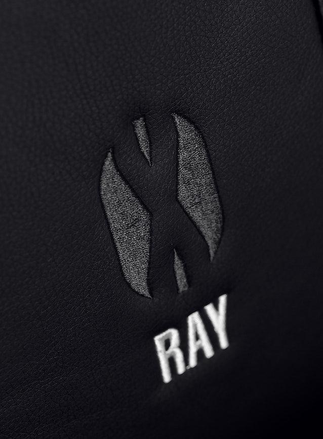 Fotel gamingowy Diablo X-Ray Normal Size: Czarno-szary
