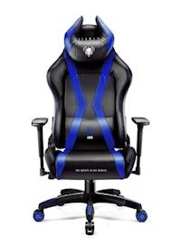 Gaming Stuhl Diablo X-Horn 2.0 Normal Size: Schwarz-Blau
