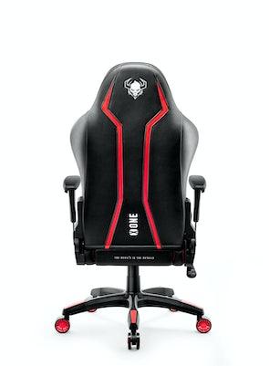 Dětská herní židle Diablo X-One 2.0 Kids Size: černo-červená Diablochairs