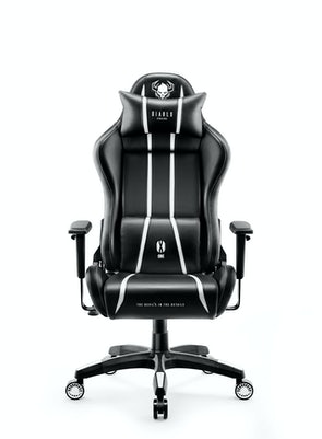 Dětská herní židle Diablo X-One 2.0 Kids Size: černo-bílá Diablochairs