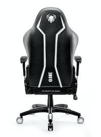 Herné kreslo Diablo X-One 2.0 King Size: čierno-bielý Diablochairs