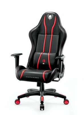 Gaming Chair Diablo X-One 2.0 Normal Size: black-red