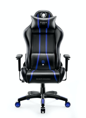 Gaming Chair Diablo X-One 2.0 Normal Size: black-blue