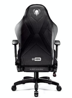 Herní židle Diablo X-Horn 2.0 King Size: černá Diablochairs