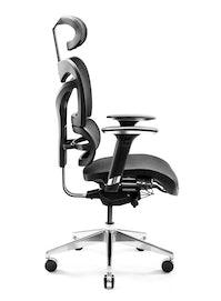 Kancelářská ergonomická židle Diablo V-Commander černá Diablochairs