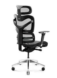 Ergonomischer Bürostuhl DIABLO V-COMMANDER: schwarz-grau