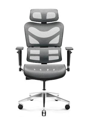 Ergonomic Chair DIABLO V-COMMANDER: black-grey