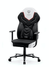 Fotel gamingowy Diablo X-Gamer 2.0 Normal Size: Snow white