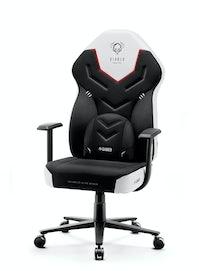 Herní křeslo Diablo X-Gamer 2.0 Normal Size: černo-bílé Diablochairs