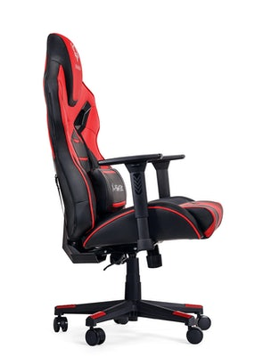 Gaming Stuhl Diablo X-Fighter Normal Size: Schwarz-Rot