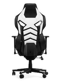 Scaun gaming Diablo X-Fighter Normal Size: negru-alb Diablochairs