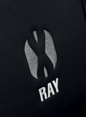 Herné kreslo Diablo X-Ray King Size: čierno-šedé Diablochairs