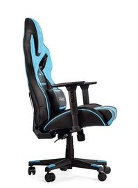 Herní židle Diablo X-Fighter Normal Size: černo-modrá Diablochairs