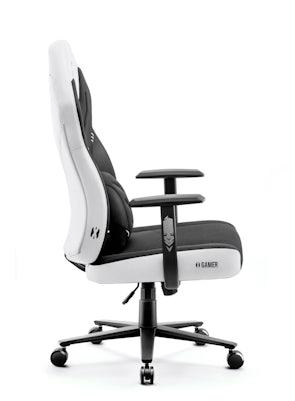 Herní židle Diablo X-Gamer 2.0 Normal Size: černo-bílá Diablochairs